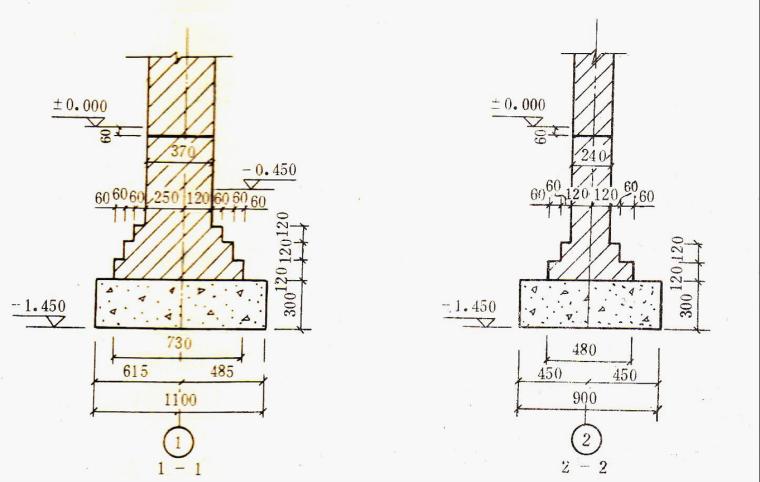建筑施工测量技术培训讲义PPT(内容详细)-47基础详图