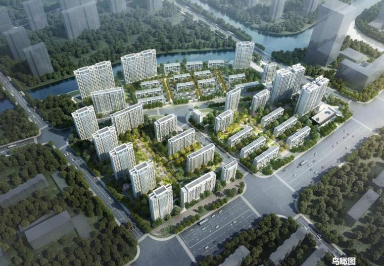 招商-华东区现代典雅常规住宅类建筑方案
