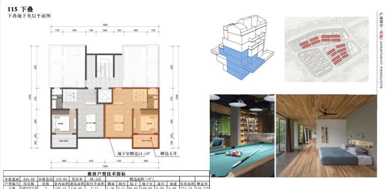 招商-华东区新中式风格常规住宅类建筑方案-夹层平面图