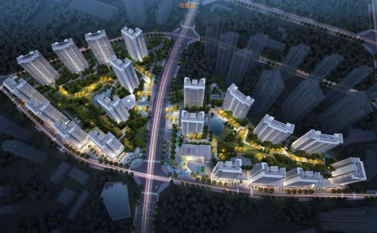 西南区常规现代风格住宅类建筑概念方案设计
