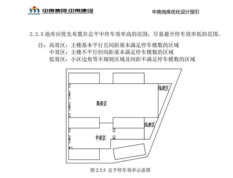 中南地下车库优化设计指引2018版