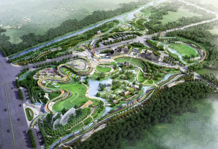 森林公园的体验式设计&附100套公园设计资料_3