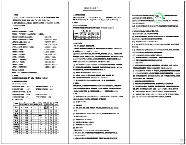 全热交换器新风管施工资料下载-无锡知名地产广场施工图