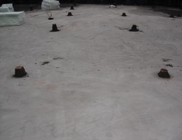 倒置式平屋面施工工艺培训讲义PPT(图文)