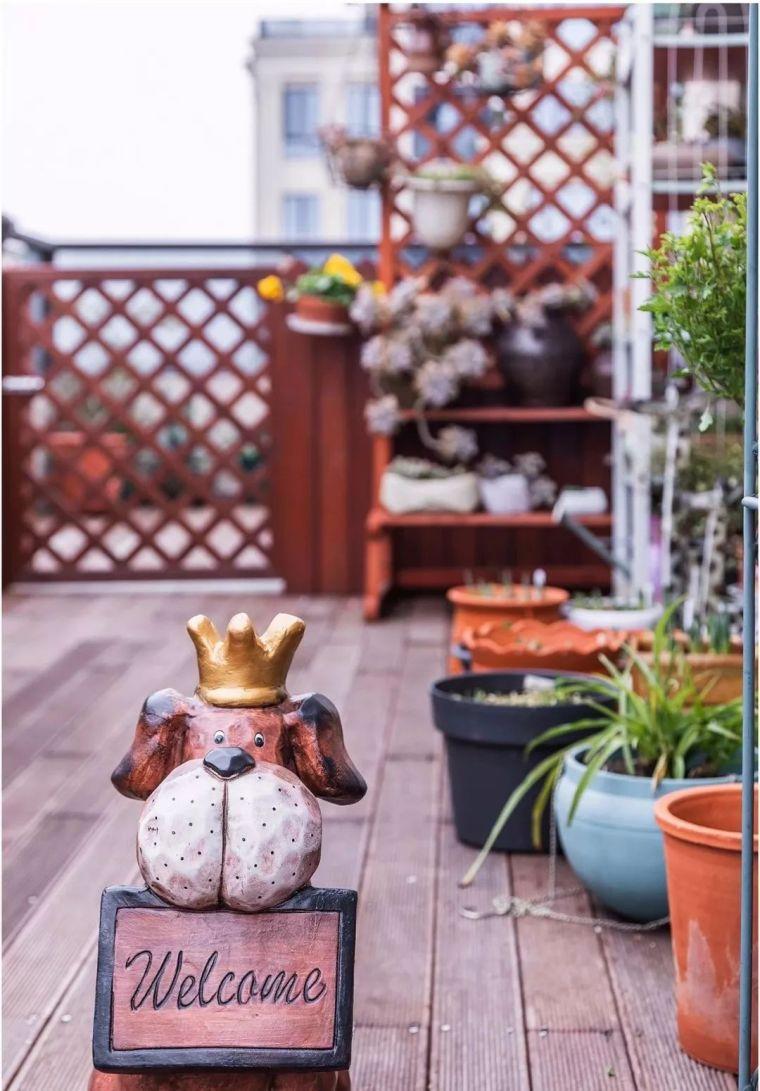 圆梦新中式+空中花园125平精装房软装改造