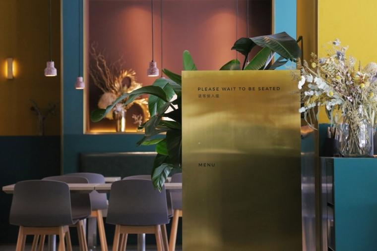 vi平面设计资料下载-木与墨的连接,INKWOOD餐厅设计!