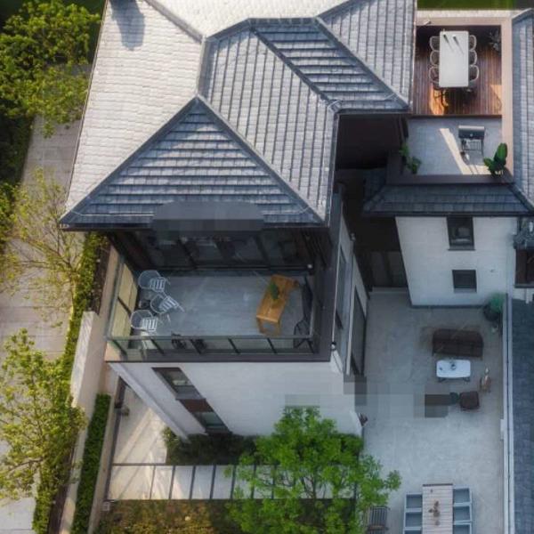 屋面瓦给居者塑造理想之境