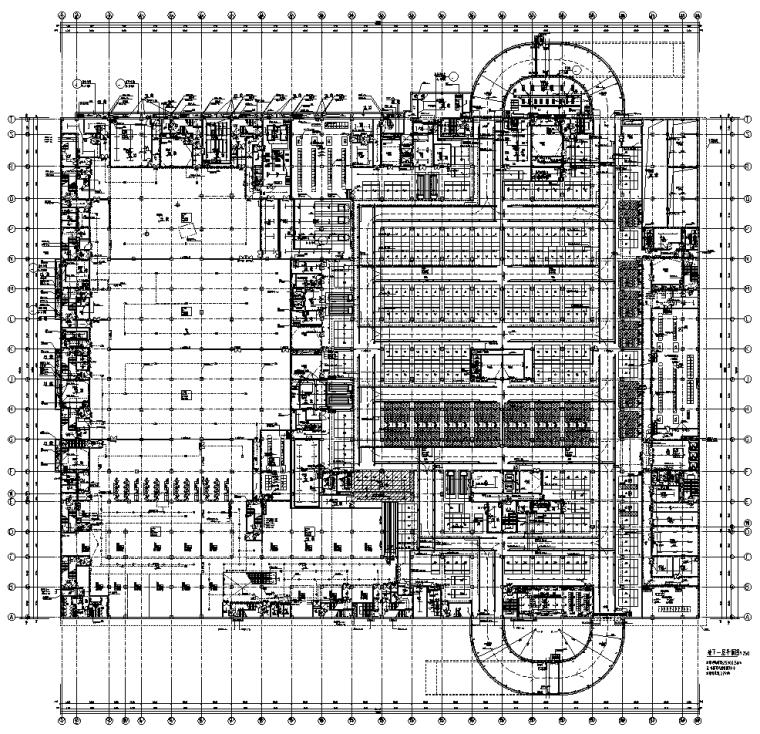 知名院丨万X广场标准版强弱电施工图纸