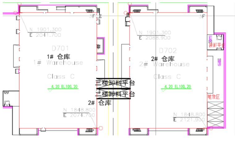 楼面上卸料平台脚手架工程施工方案
