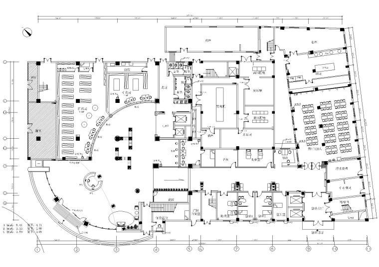 施工图 项目位置:广东 设计风格:现代风格 图纸格式:天正7,cad2000图片