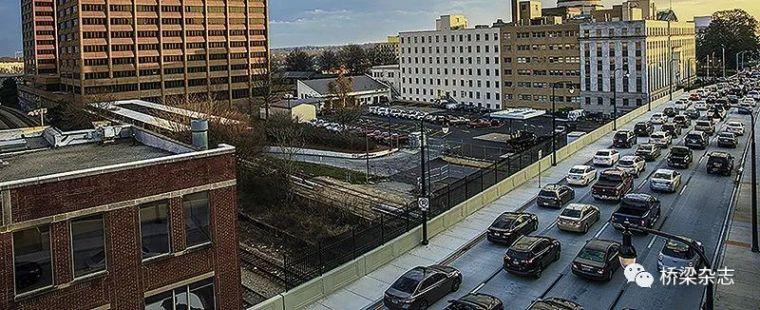 亚特兰大市考特兰街大桥重建项目