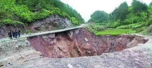 地质灾害应防治并举,切莫让养护成果滑坡