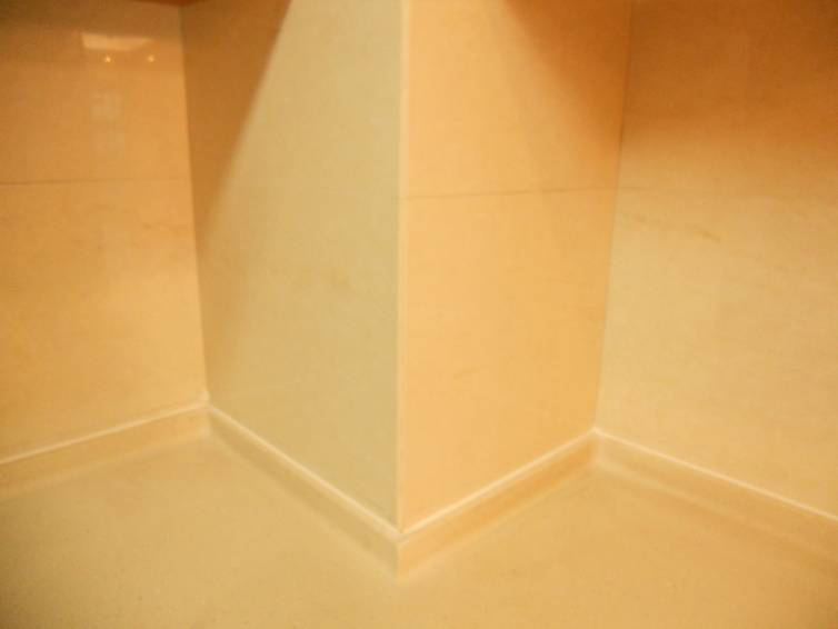14陶质砖阳角45°角密拼