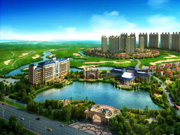 高层住宅、别墅主体及配套工程施工组织设计