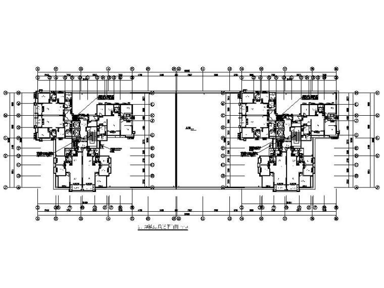 高层安置房暖通空调通风系统设计施工图