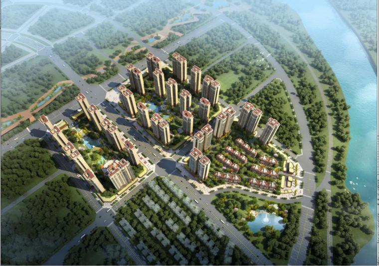 [泸州]高层住宅型钢悬挑脚手架专项施工方案