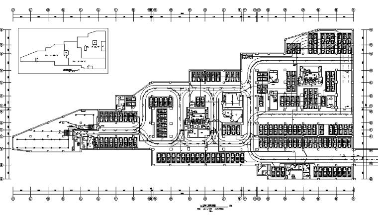 贵州重点项目住宅塔楼及配套商业施工图