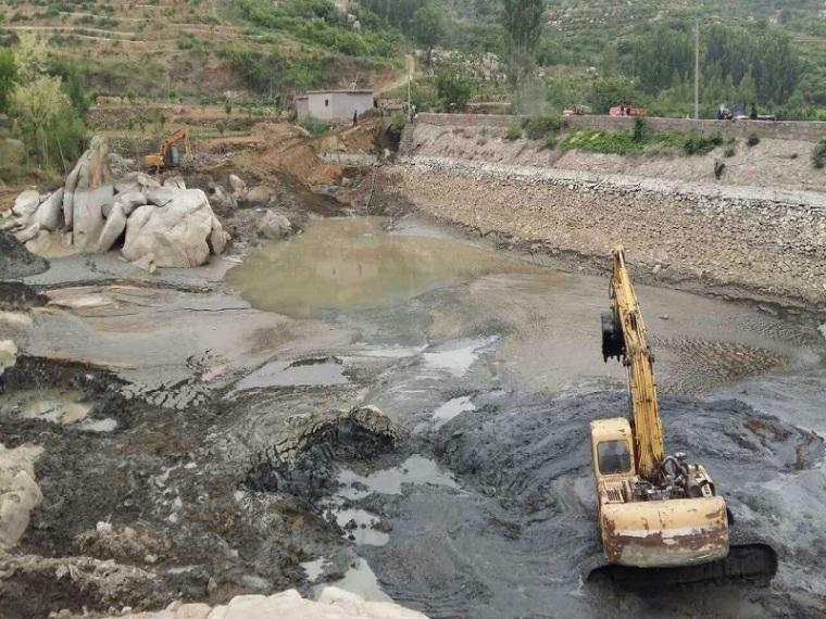 水库渠道清淤施工组织设计