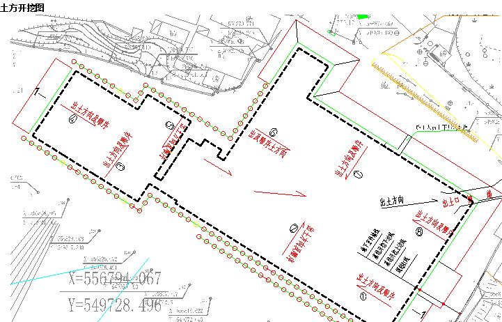 双排桩复合土钉墙基坑支护施工方案(93页)