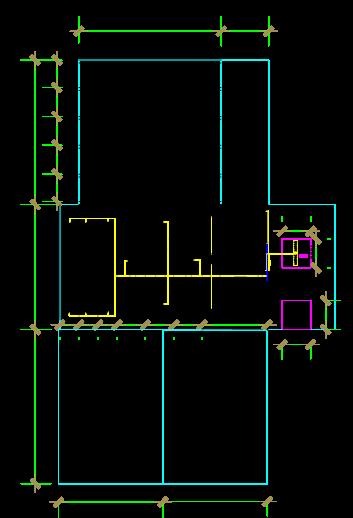 25钢筋加工区平面布置图