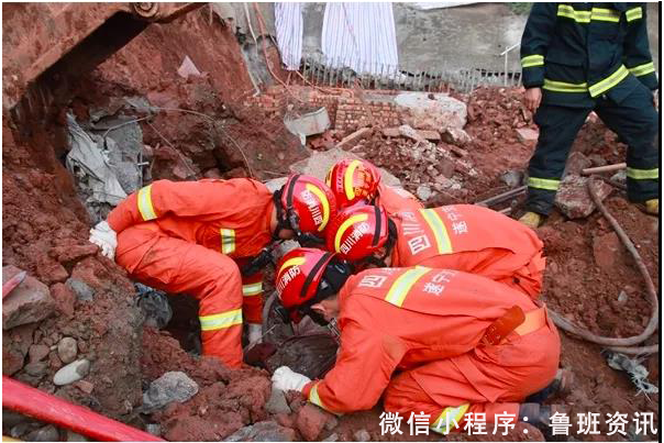 建筑工地安全事故