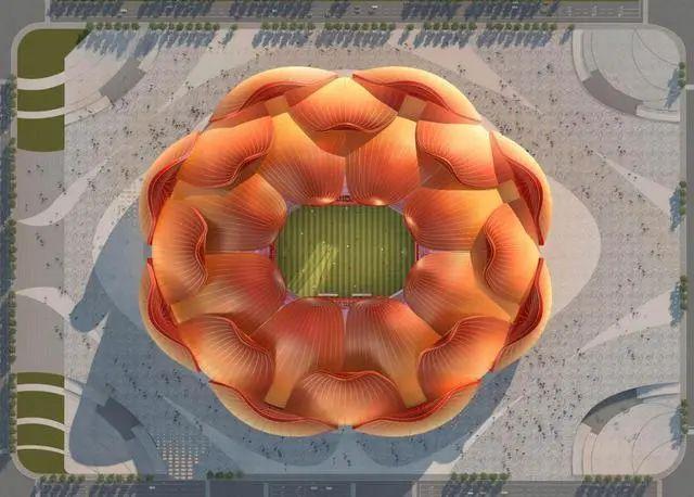 许家印跨界建筑设计,恒大新足球场开工