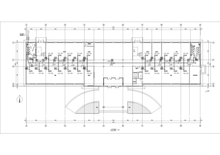 多层办公楼空调及通风系统设计2019