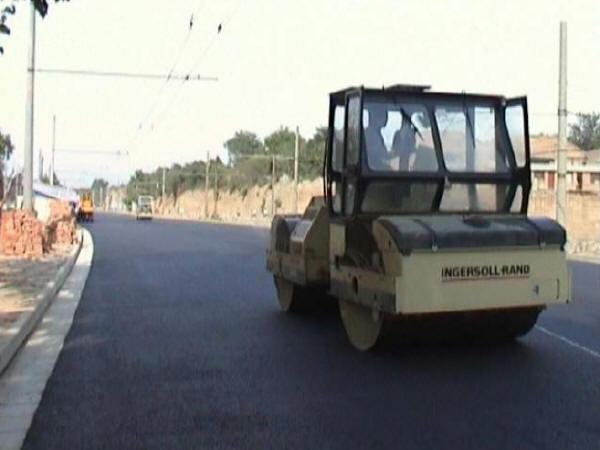 50km/h城市主干道市政工程施工组织设计