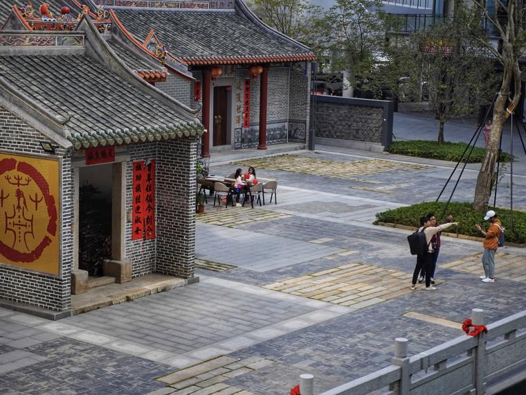 深圳客家文化客厅