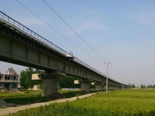跨高速特大桥连续梁实施性施工组织设计