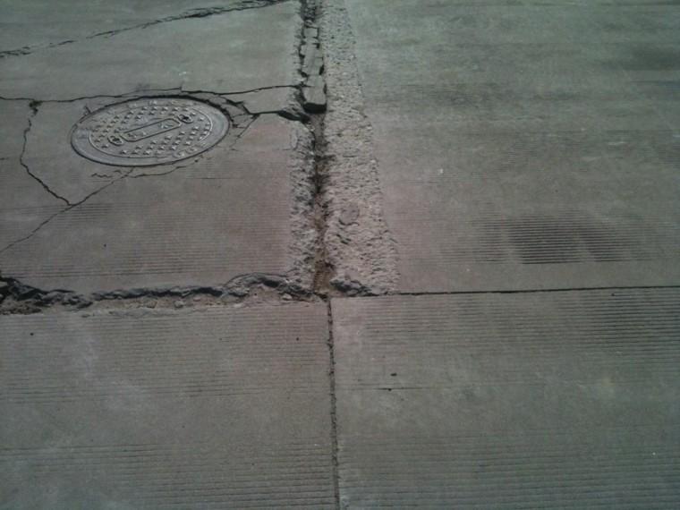 水泥混凝土路面的破坏类型与防治