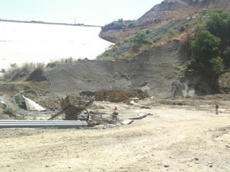 房建工程汛期应急预案资料下载-水渠工程防汛应急预案