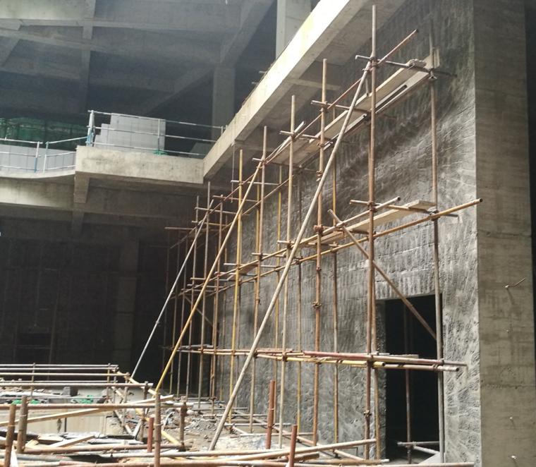 二次结构施工安全注意事项及做法