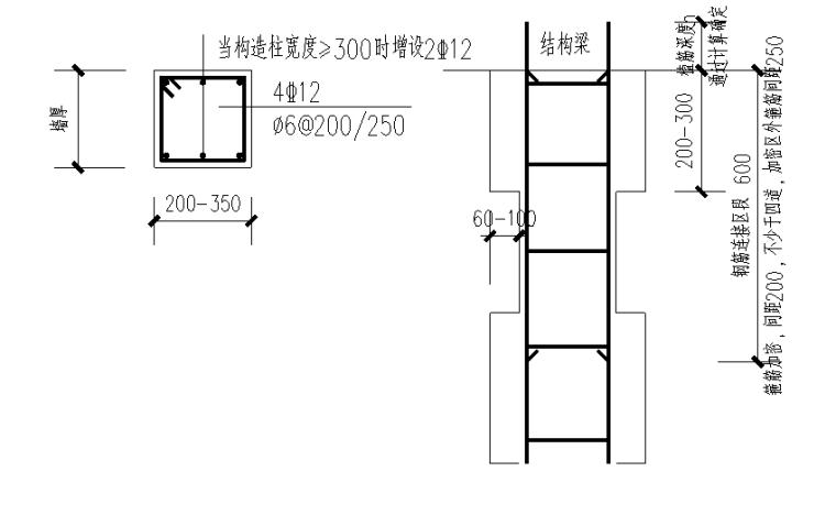 改造回迁房二次结构样板间施工方案