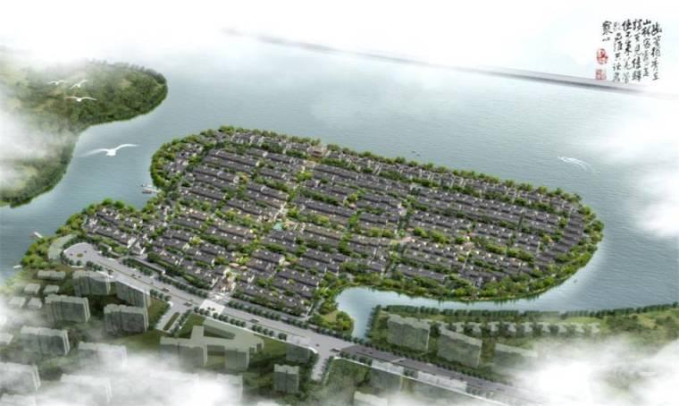 [江苏]苏州经典园林风格居住区设计方案