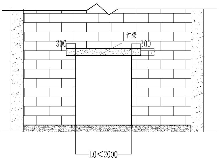 厂房宿舍办公楼砌体工程施工方案