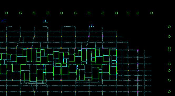 11 3#楼施工电梯基础布置图
