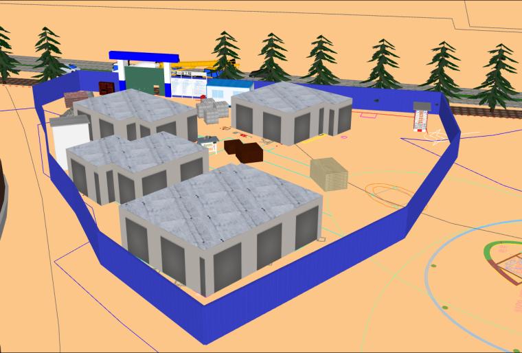 砌体结构单层砖混样板间主体结构施工方案