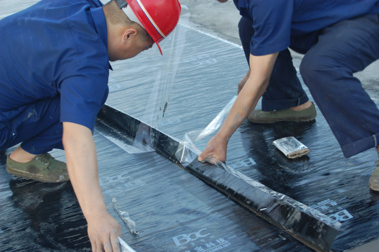 高层商住楼地下室防水施工方案(2017年)