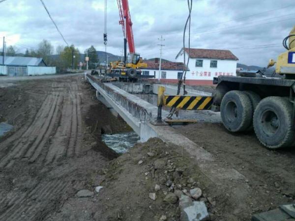 [呼伦贝尔]危桥改造重建工程施工组织设计