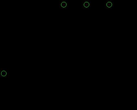07 3#楼室外施工升降机定位图