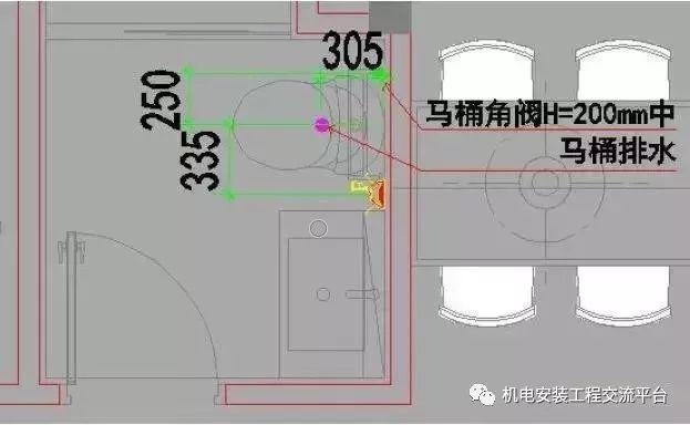 标准电箱做法资料下载-碧桂园-水电精确定位标准做法