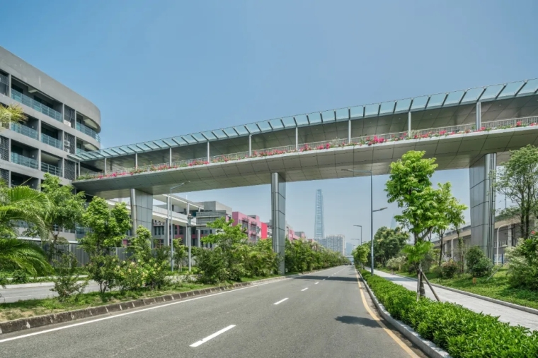 深圳南山区地铁上盖市政体育公园-5e9e0c8a406c6