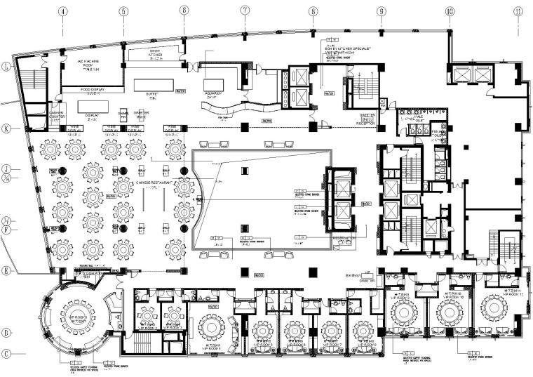图纸深度:施工图 设计风格:中式风格 图纸格式:天正7,cad2000 设计图片