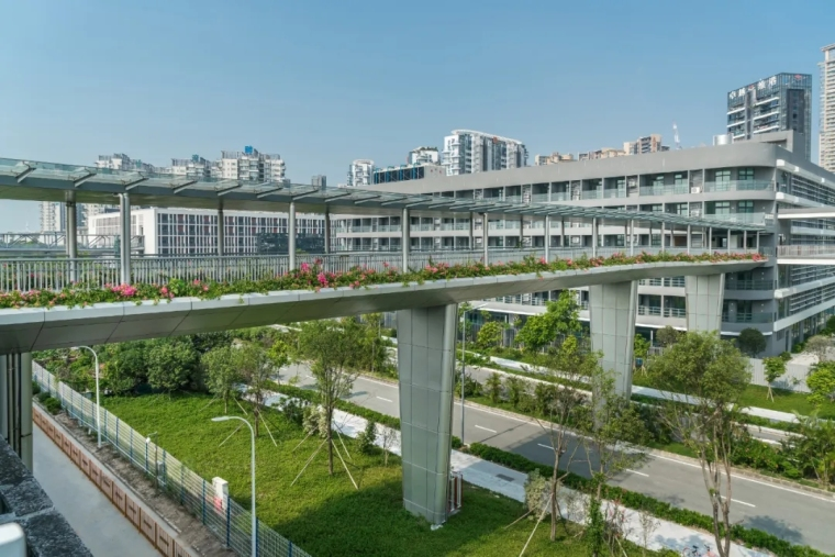 深圳南山区地铁上盖市政体育公园-5e9e0c842b4c9