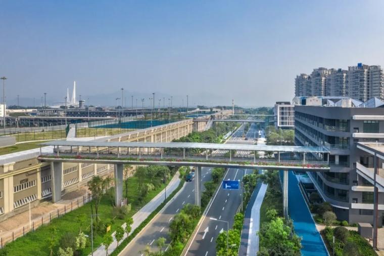 深圳南山区地铁上盖市政体育公园-5e9e0c8161b3b