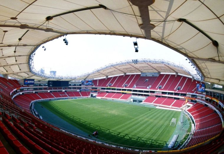 建筑结构丨盘点世界著名足球场顶篷结构!