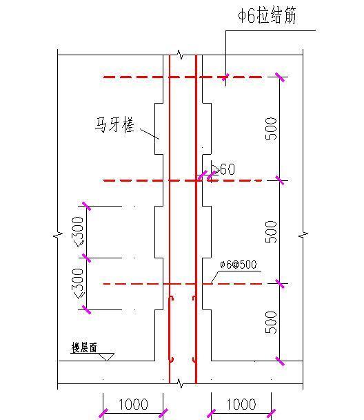 框剪结构填充墙砌体工程施工方案2018