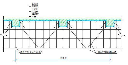 职业技术学校二期工程模板专项施工方案
