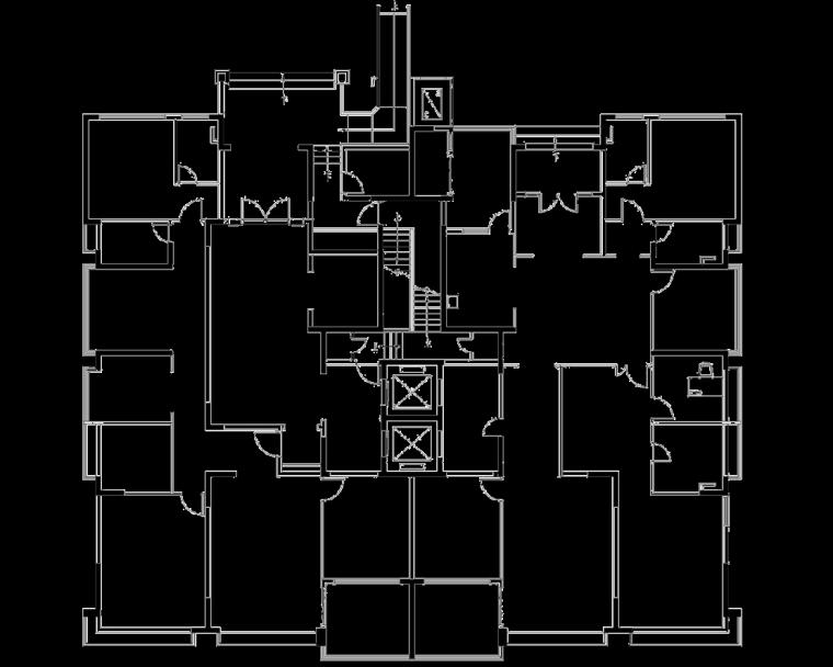 住宅套内及公共配套装修工程前期策划PPT-35现场临时设施布置
